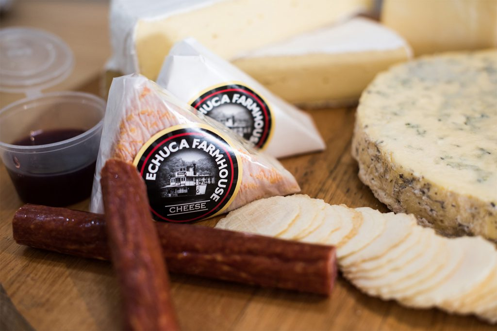 Echuca Farmhouse Cheese | Photo Credit: Tourism Victoria/Emily Godfrey