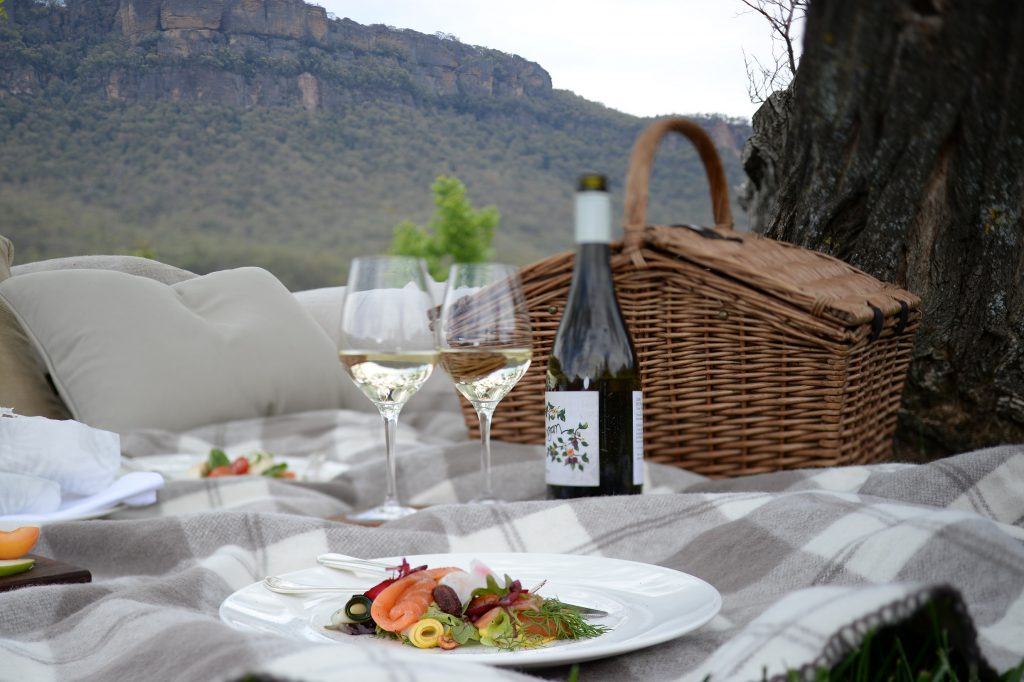 Picnic | Photo Credit: Wolgan Valley Resort & Spa