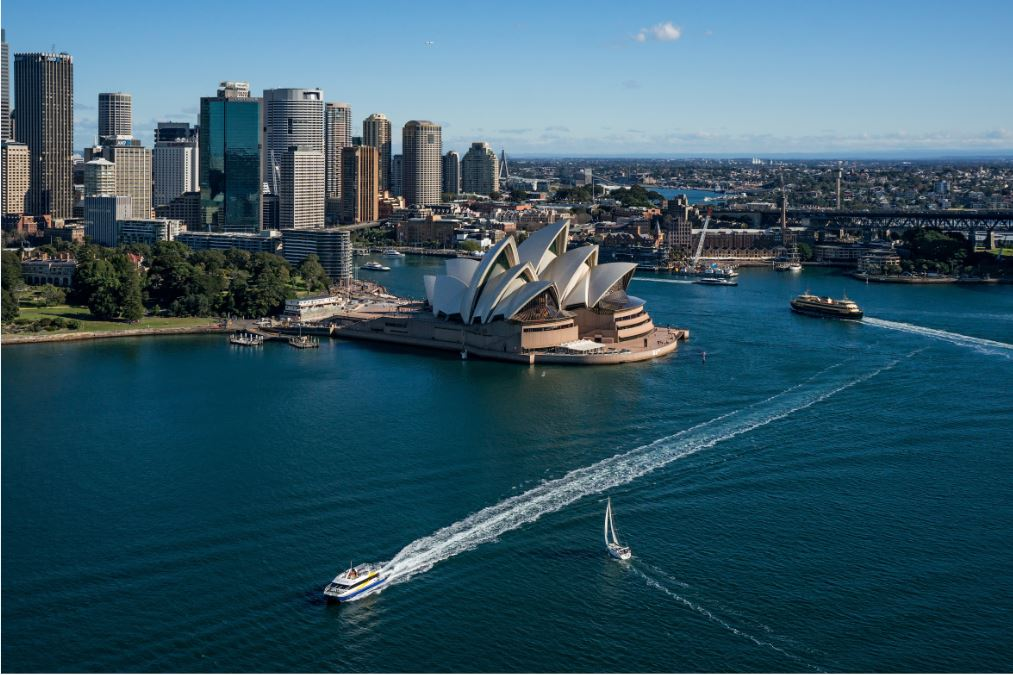 Sydney Harbour | Photo Credit: Destination NSW/Ethan Rohloff
