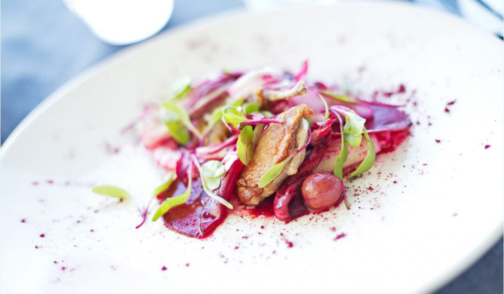 Cuisine from SOL | Photo Credit: Exceptional Kangaroo Island