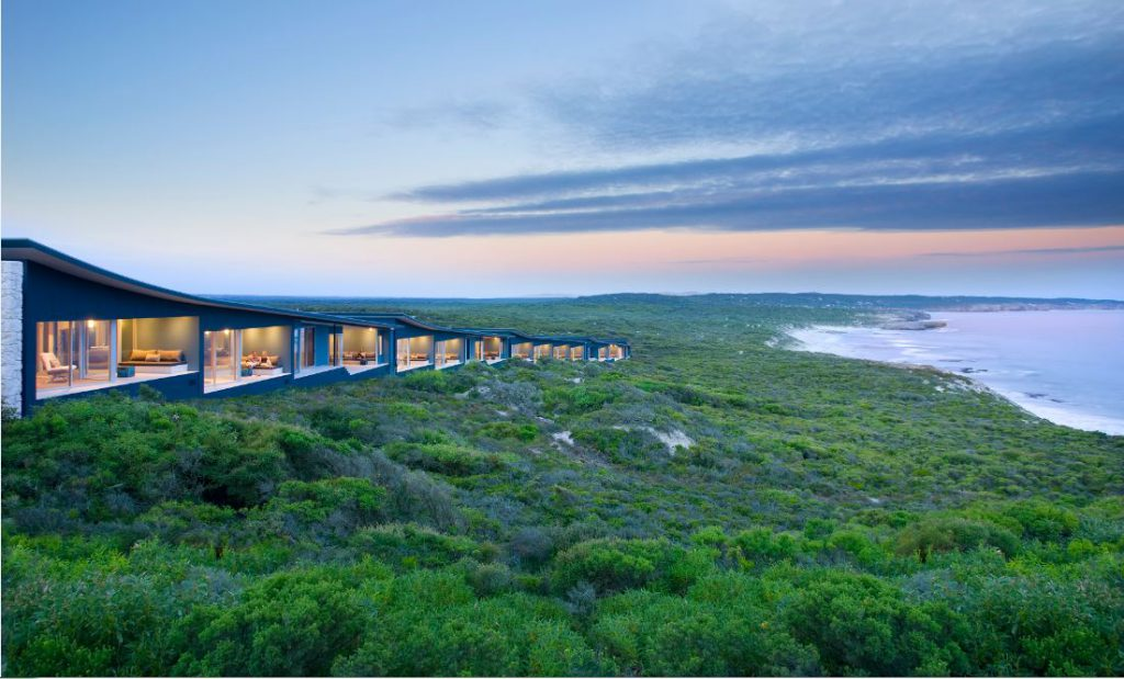 SOL Exterior | Photo Credit: Southern Ocean Lodge