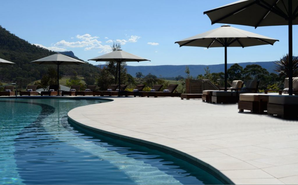 Pool | Photo Credit: Wolgan Valley Resort & Spa