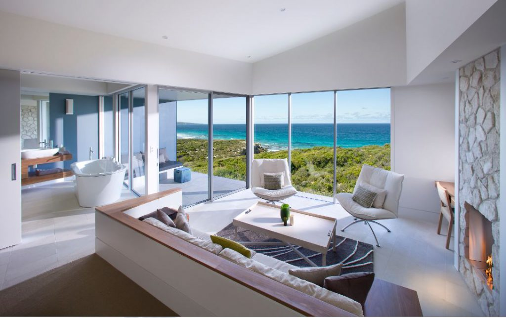 Suite | Photo Credit: Southern Ocean Lodge