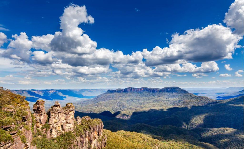 Blue Mountains | Photo Credit: Destination NSW