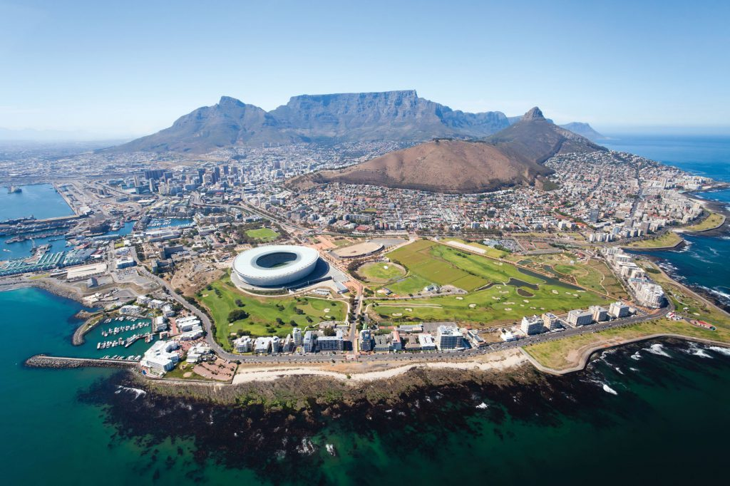 Cape Town, South Africa | Photo Credit: South African Tourism