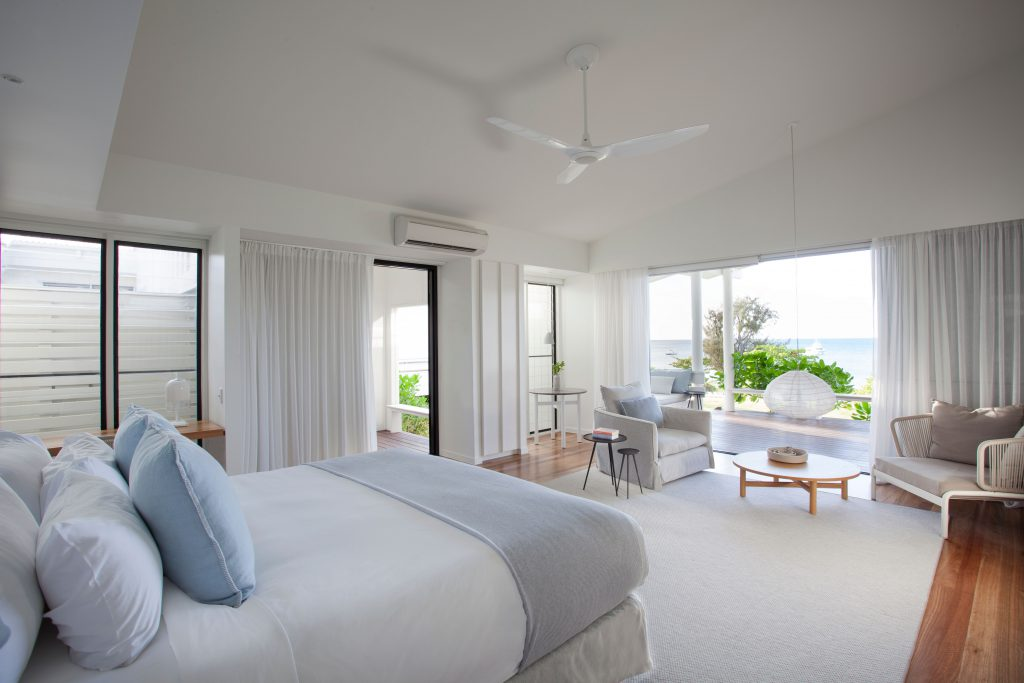 Beachfront Suite | Photo Credit: Lizard Island: Great Barrier Reef Luxury Island Resort