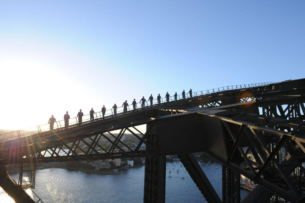 Day | Photo Credit: BridgeClimb Sydney