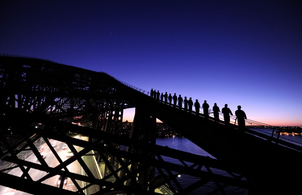 Dawn | Photo Credit: BridgeClimb Sydney