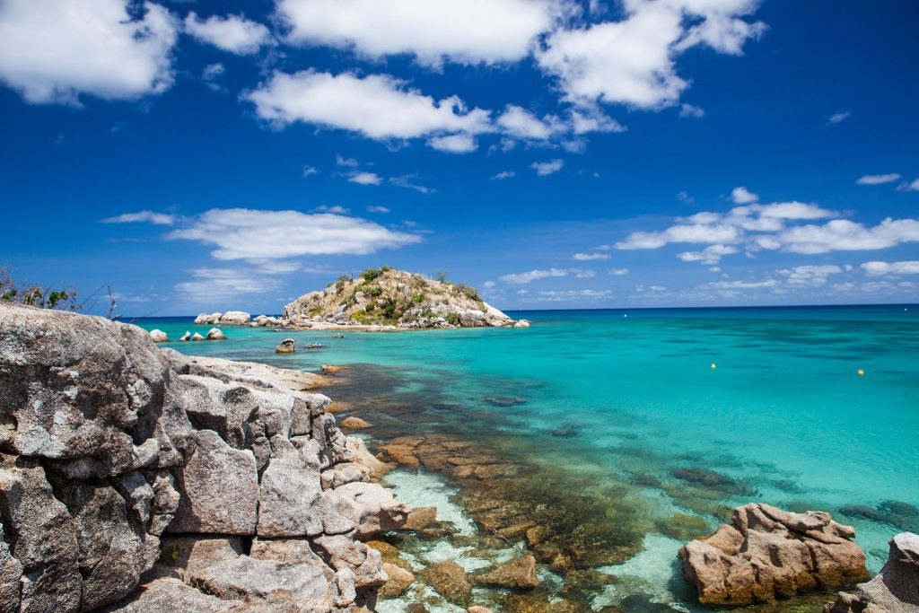 Beach | Photo Credit: Lizard Island: Great Barrier Reef Luxury Island Resort