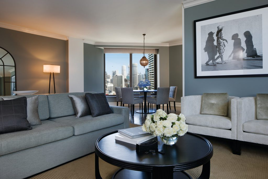 Living Space | Photo Credit: Four Seasons Image Gallery