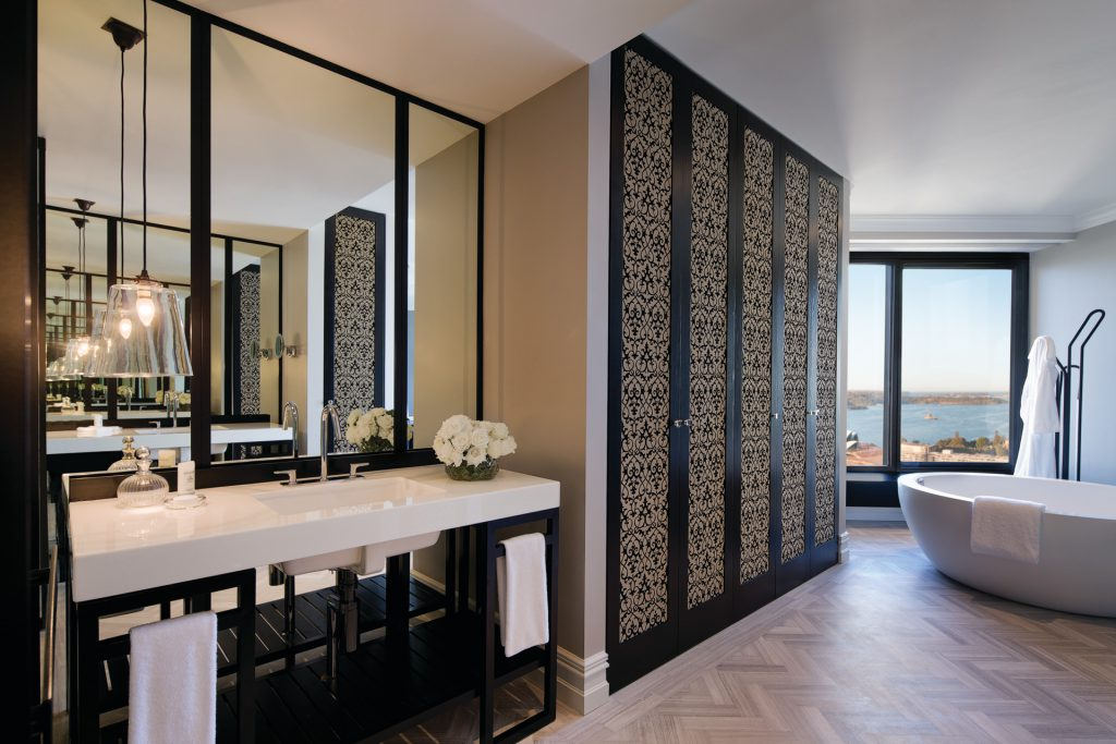 Bathroom | Photo Credit: Four Seasons Image Gallery