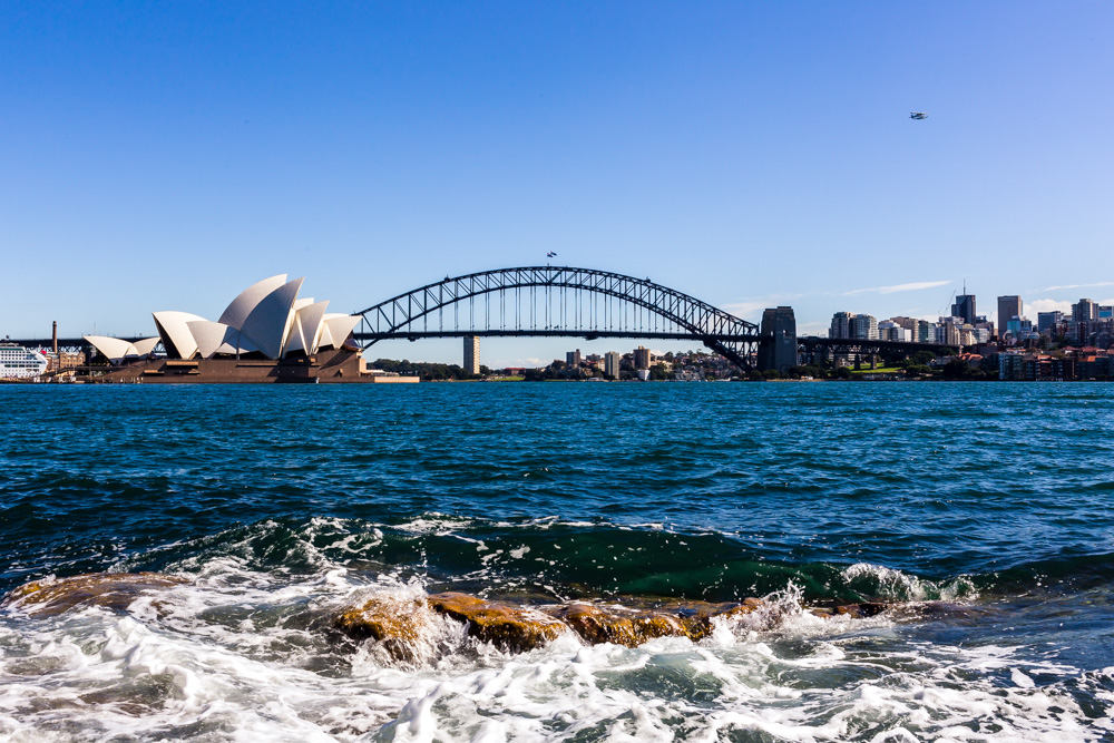 Sydney Harbour | Photo Credit: Jessa Rachael Photography