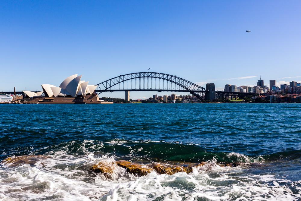 Sydney Harbour | Photo Credit: Jessa Rachael Photography
