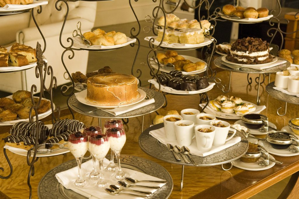 Royal Livingstone High Tea | Photo Credit: Sun International
