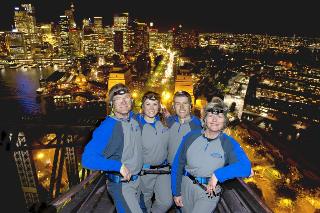 Twilight | Photo Credit: BridgeClimb Sydney
