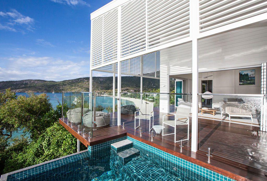 Pool | Photo Credit: Lizard Island - Great Barrier Reef Luxury Island Resort