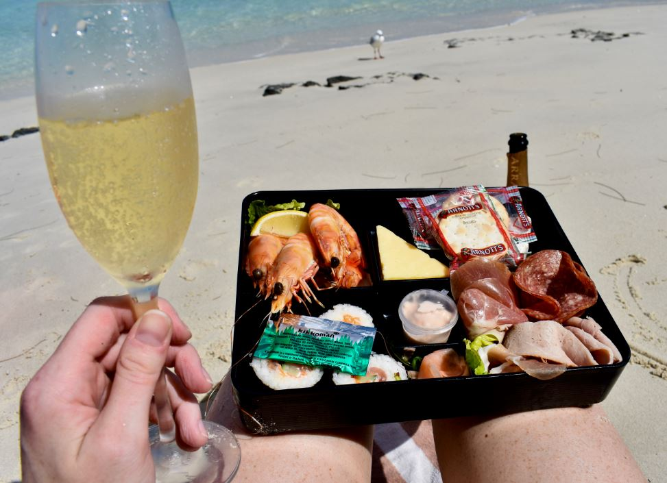 Beach Picnic | Photo Credit: Kathryn Fischer