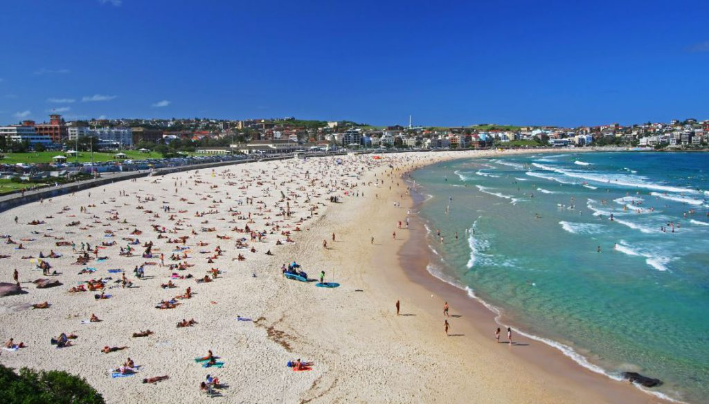 Bondi Beach | Photo Credit: Destination Tourism Australia