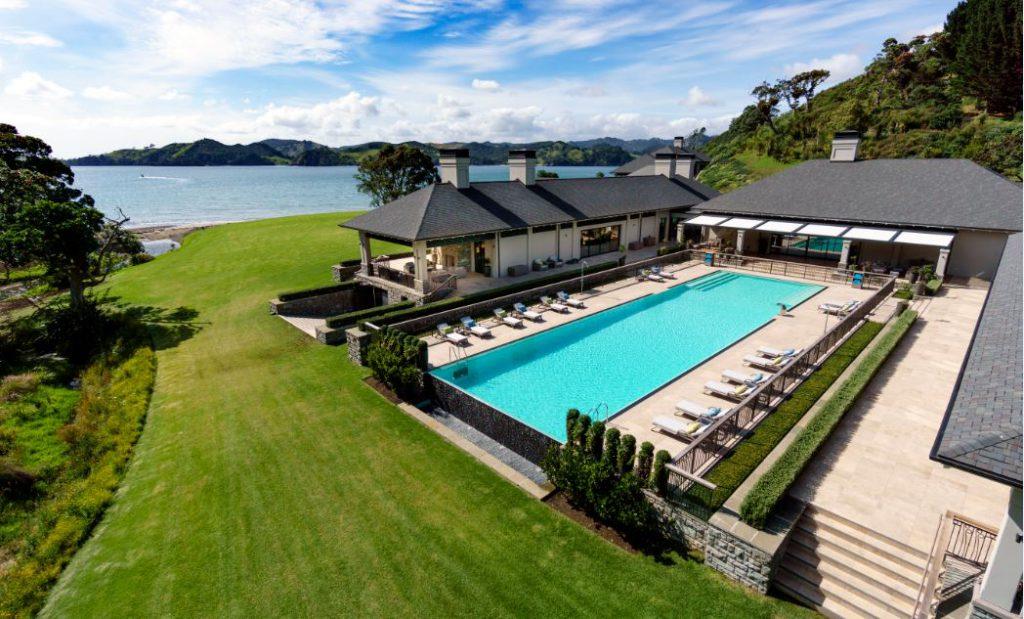 Pool   Photo Credit: Helena Bay Lodge