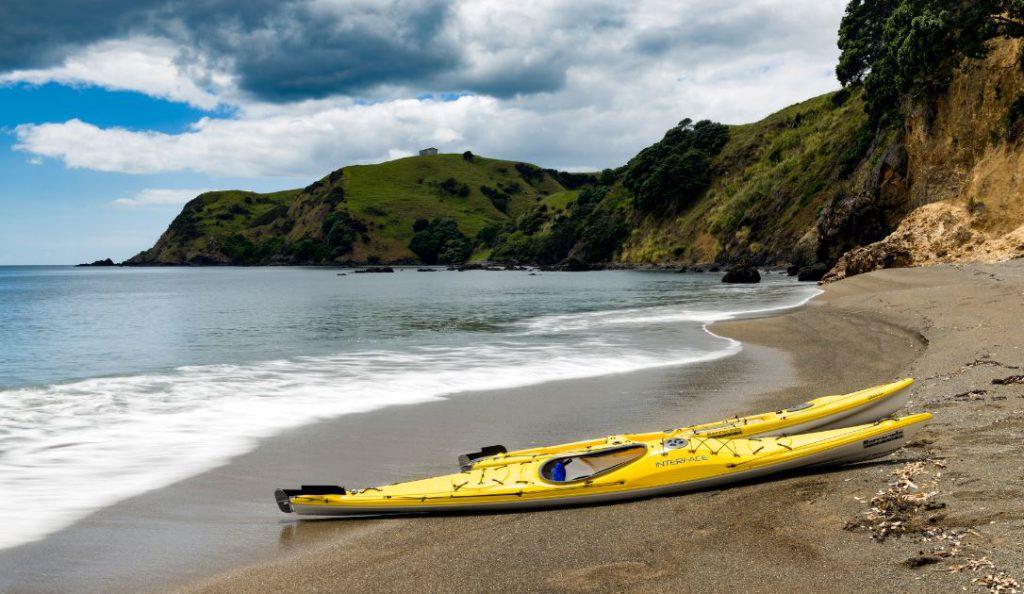 Kayaks   Photo Credit: Helena Bay Lodge