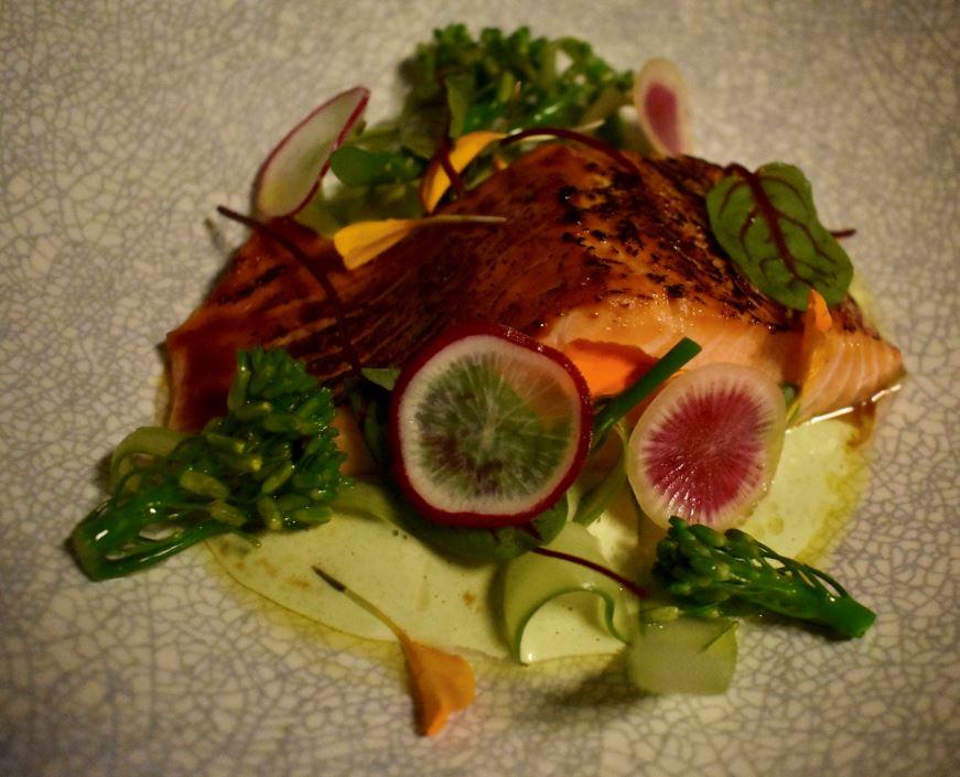 Seafood Dinner | Photo Credit: Kathryn Fischer