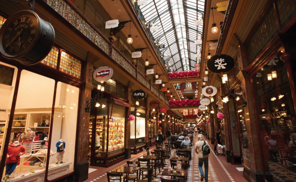 The Strand Arcade | Photo Credit: Anne Pace