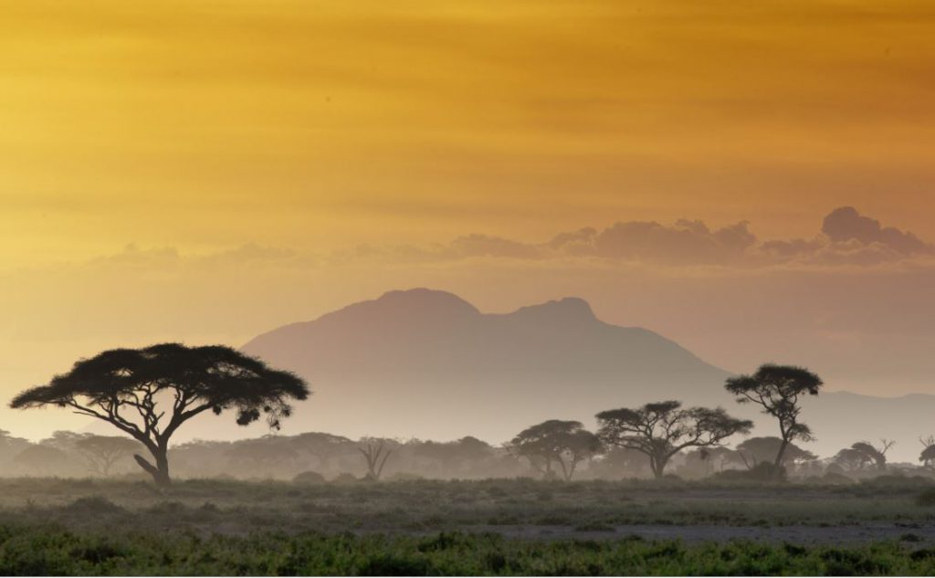 Sunset | Photo Credit: Kenya Tourism Board