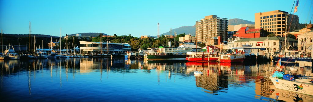 Hobart | Photo Credit: Tourism Tasmania