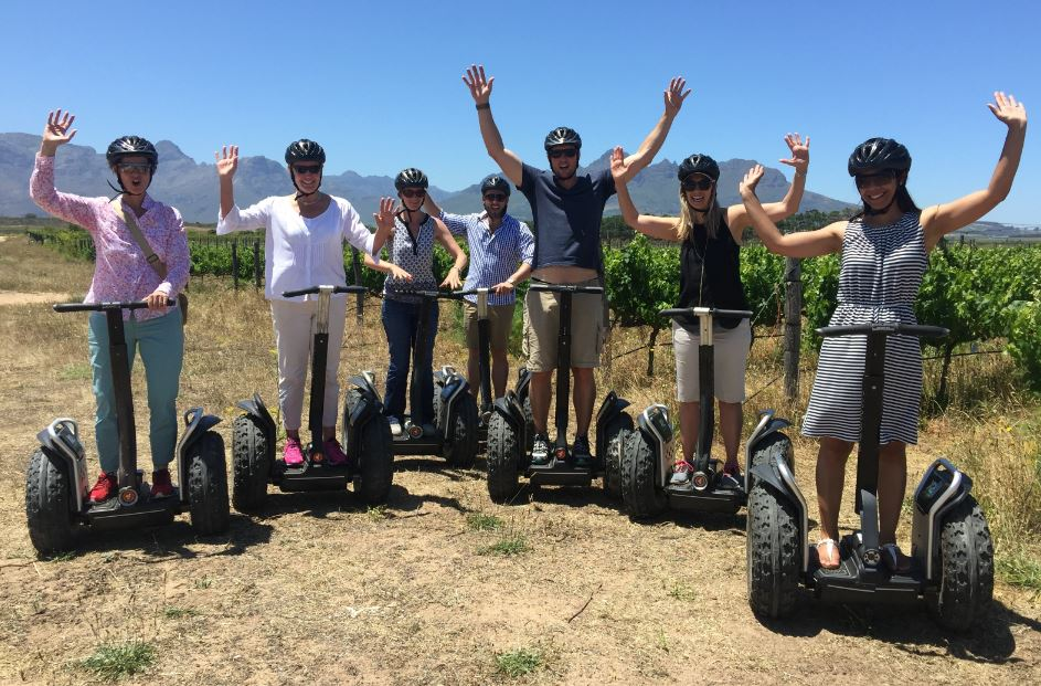 Segway Tour | Photo Credit: Swain Destinations