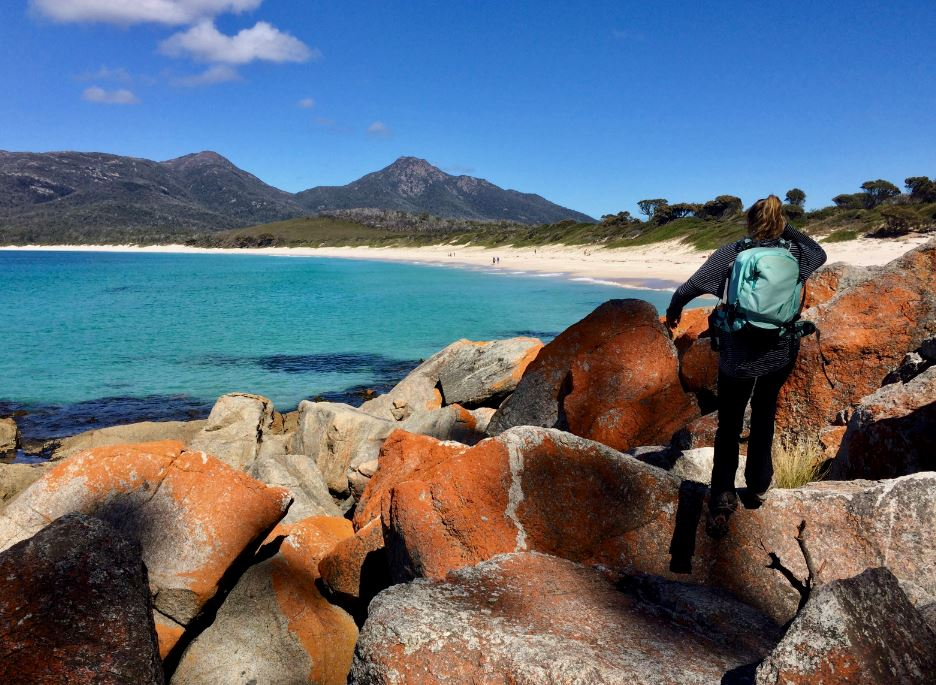 Tasmanian Coast | Photo Credit: Kathryn Fischer