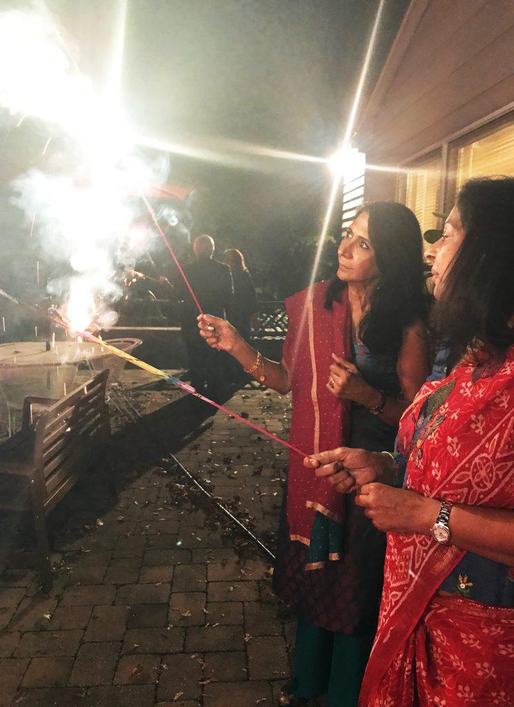 Diwali Celebrations | Photo Credit: Bela Banker