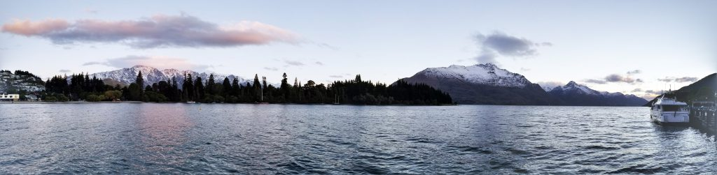 View in Queenstown | Photo Credit: Sarah Herman