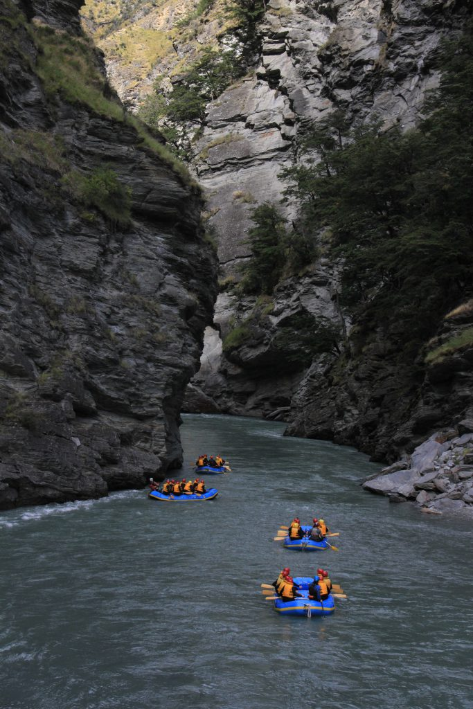 Shotover River | Photo Credit: Go Orange
