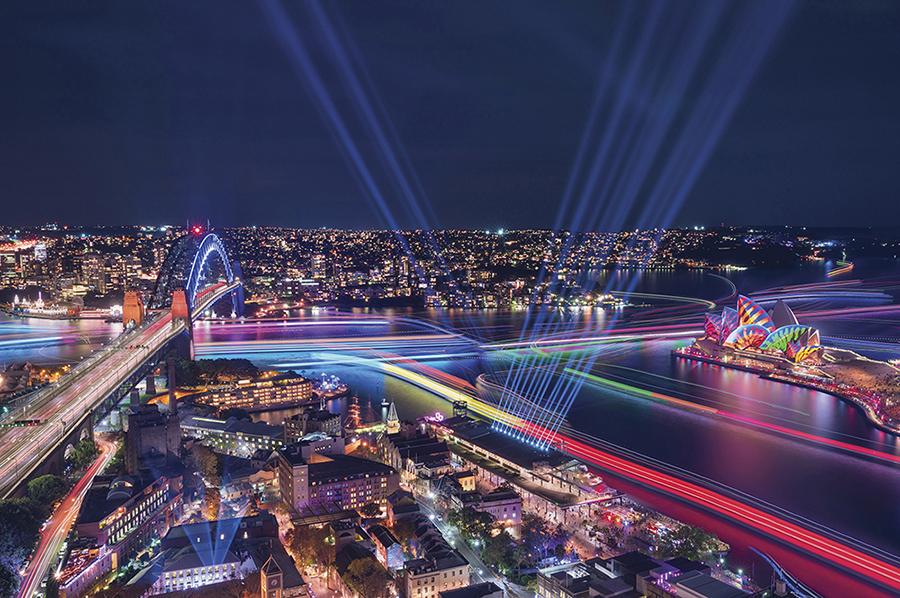 Sydney Harbour | Photo Credit: Destination New South Wales