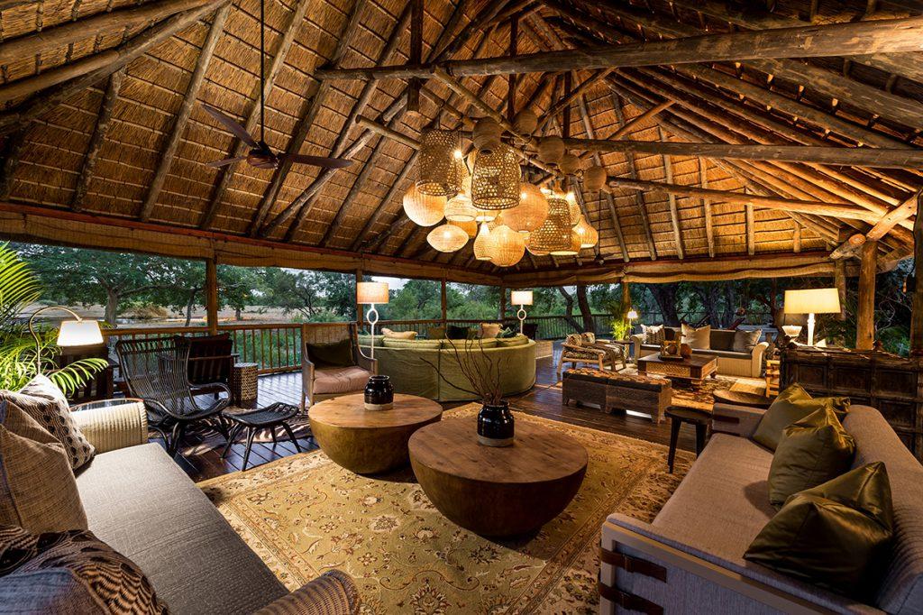 Safari Deck | Photo Credit: Sabi Sabi Bush Lodge