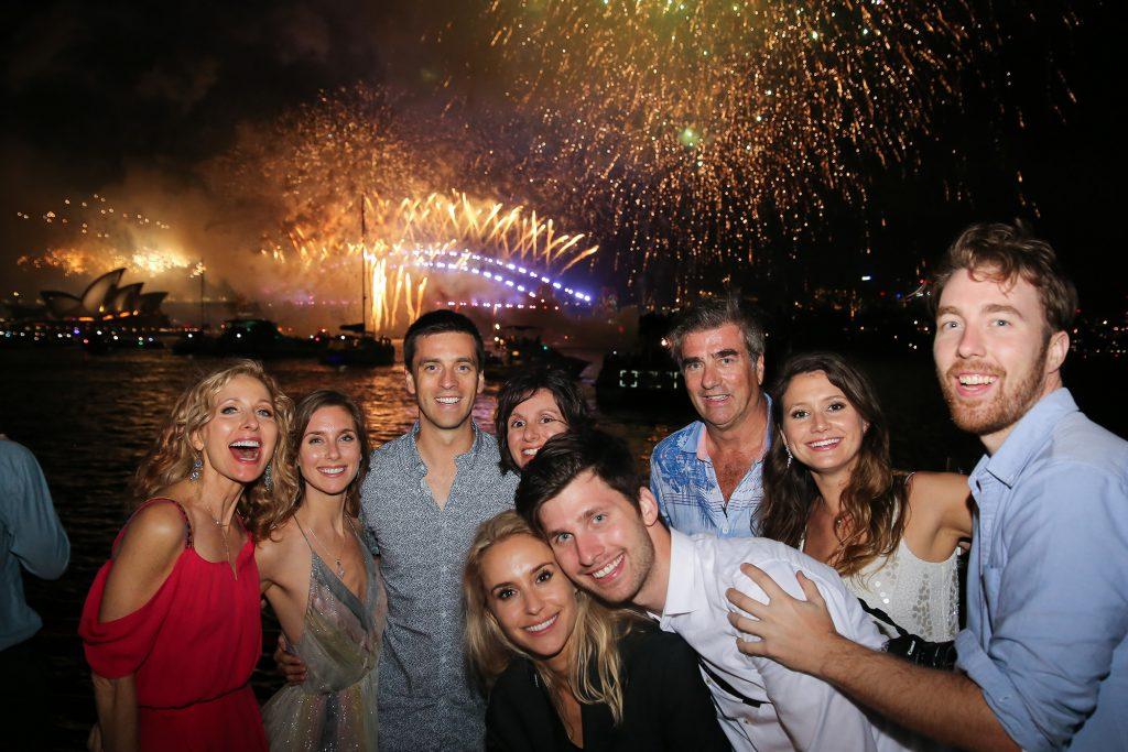 Sydney Harbour Fireworks | Photo Credit: Ian Swain II