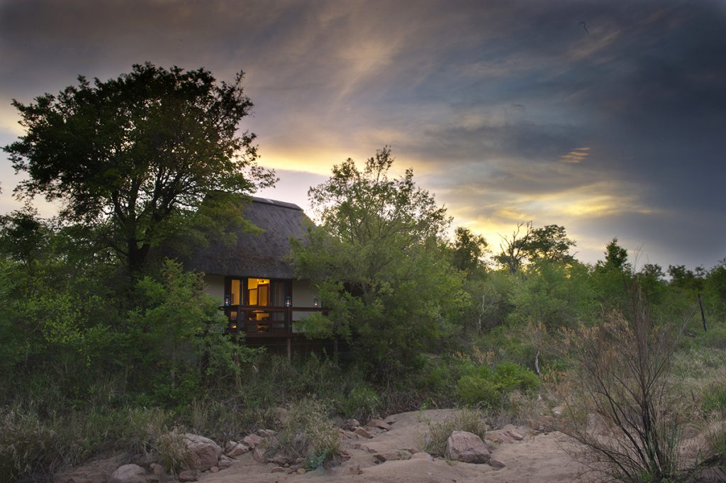 Suite Exterior | Photo Credit: Sabi Sabi Little Bush Camp