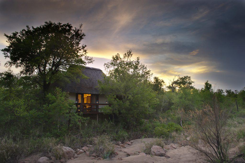 Suite Exterior | Photo Credit: Sabi Sabi Little Bush Camp