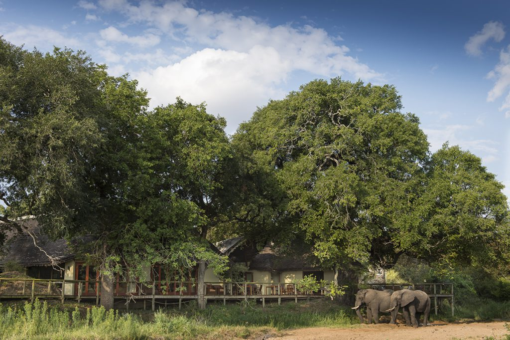 Exterior | Photo Credit: Tintswalo Safari Lodge
