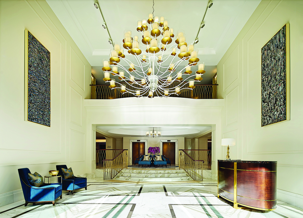 Lobby | Photo Credit: The Langham, Sydney