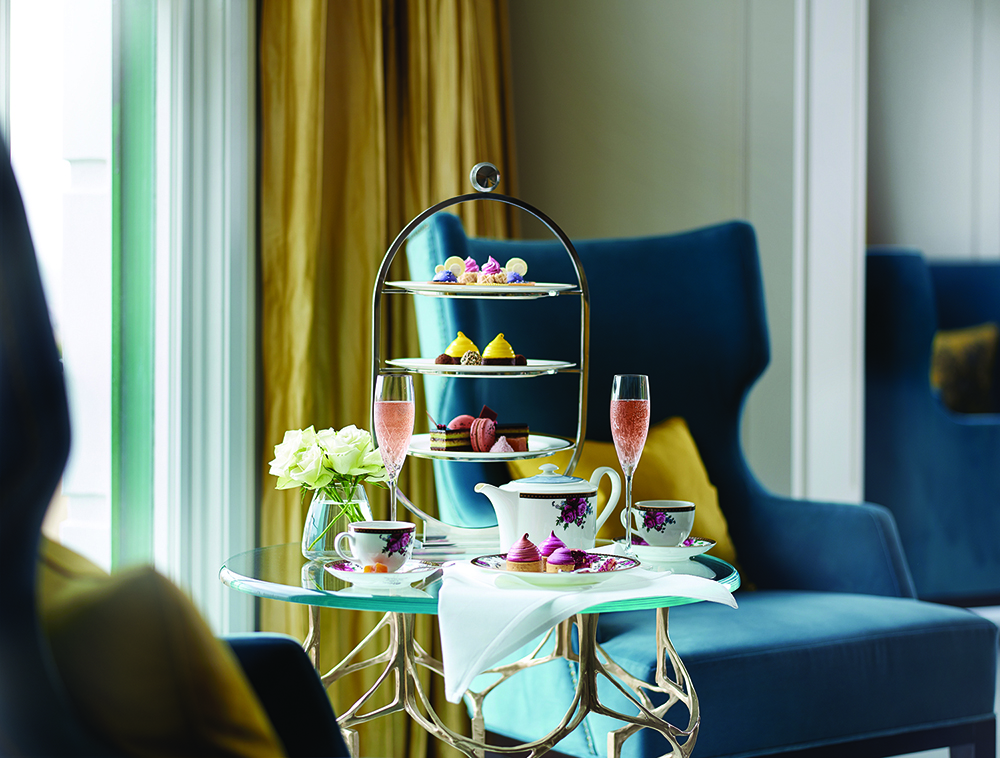 Afternoon Tea | Photo Credit: The Langham, Sydney
