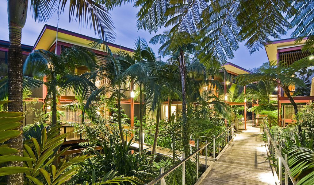 Exterior | Photo Credit: The Byron at Byron Bay