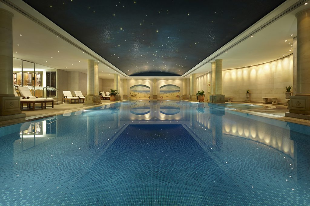 Pool | Photo Credit: The Langham, Sydney