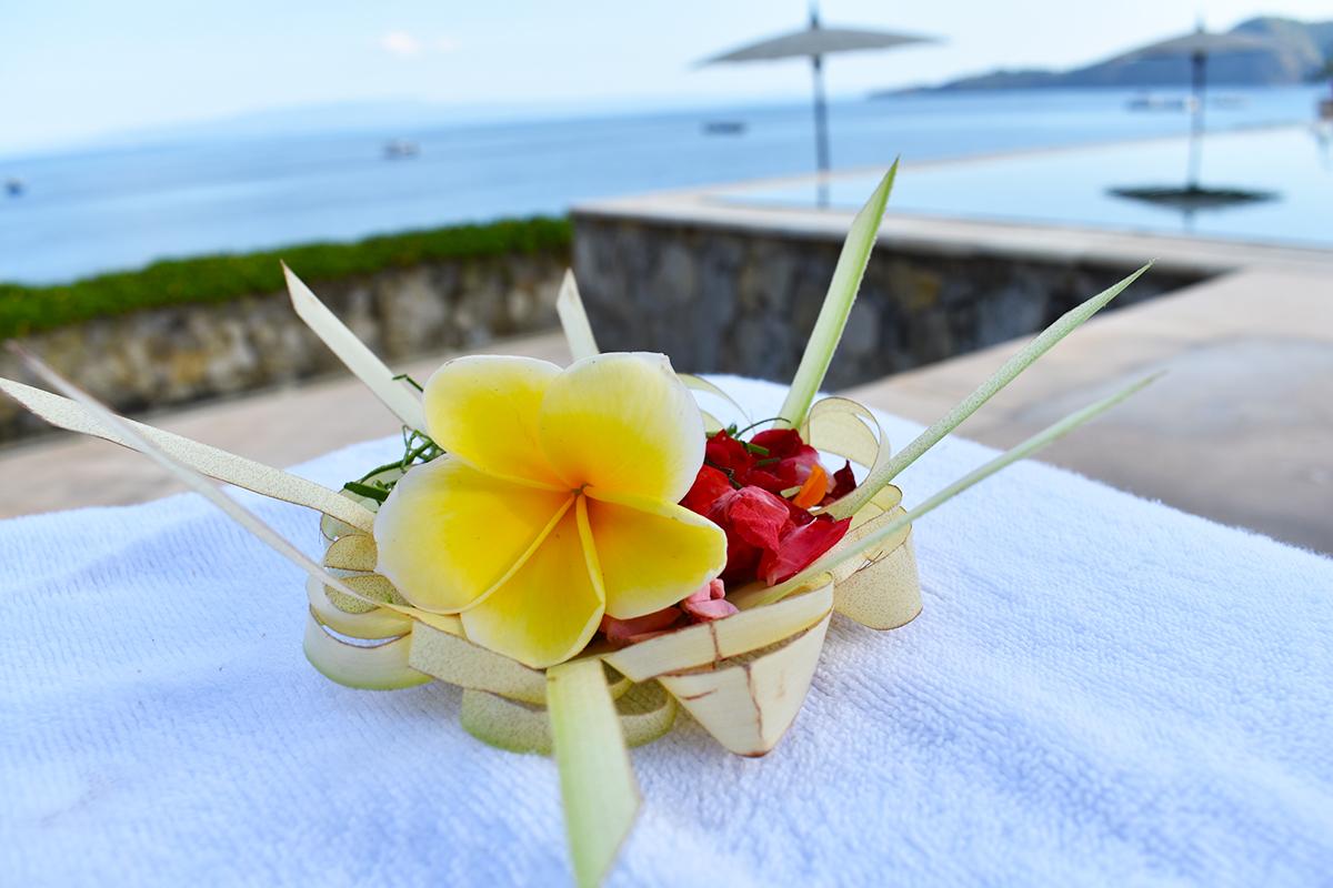 Balinese Offering | Photo Credit: Kathryn Fischer