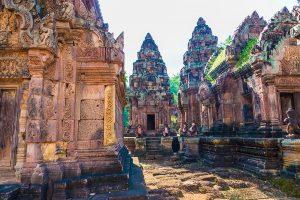 Queen's Palace - Siem Reap