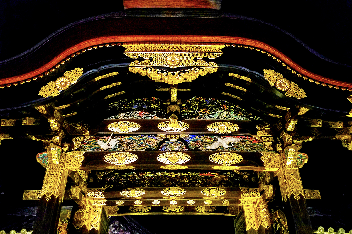 Nijo Castle | Photo Credit: Richard Siegel