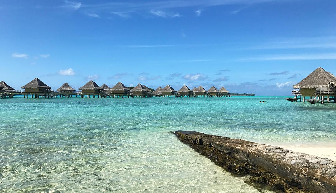 Intercontinental Bora Bora Le Moana | Photo Credit: Jacqui McDonald