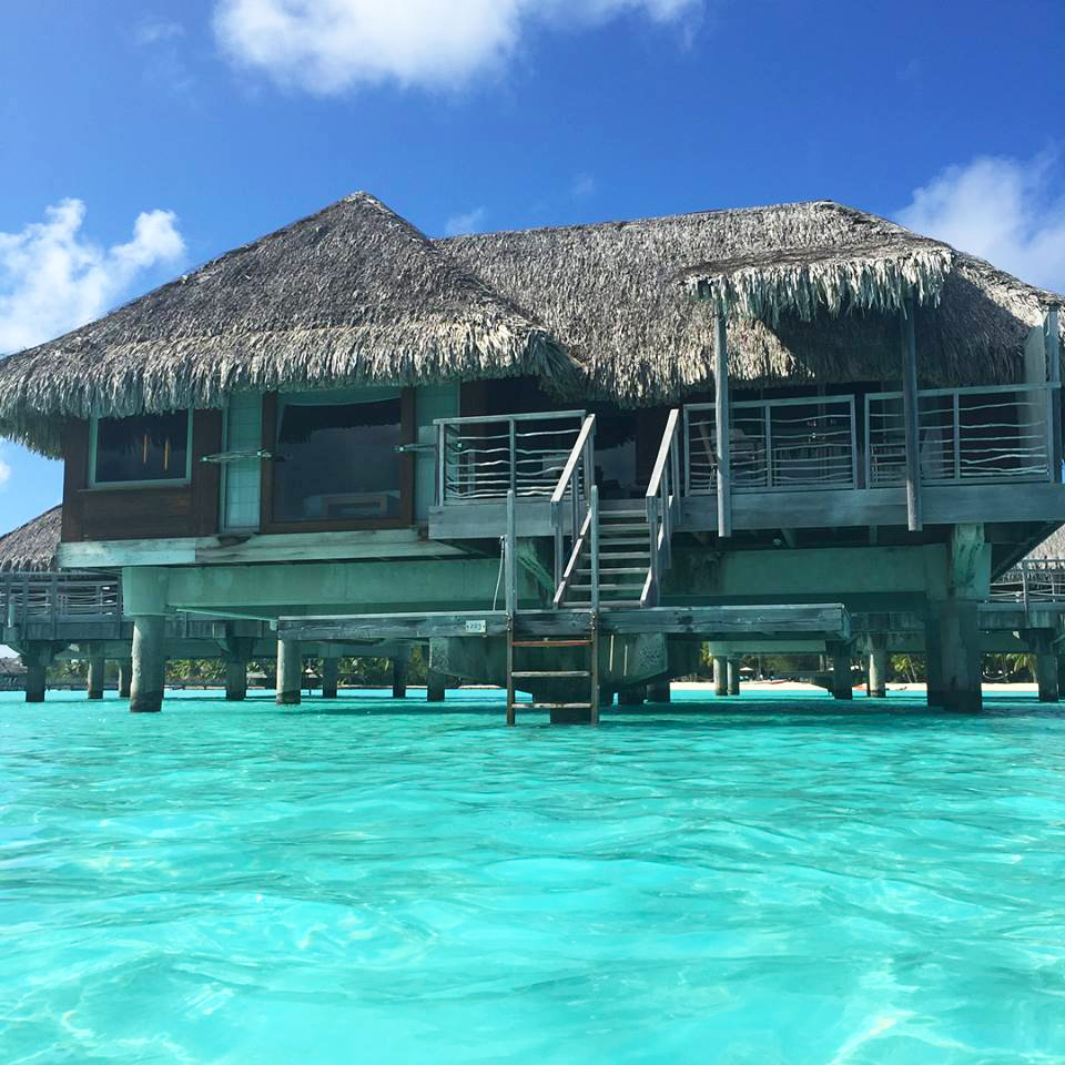 Over Water Bungalow | Photo Credit: Jacqui McDonald