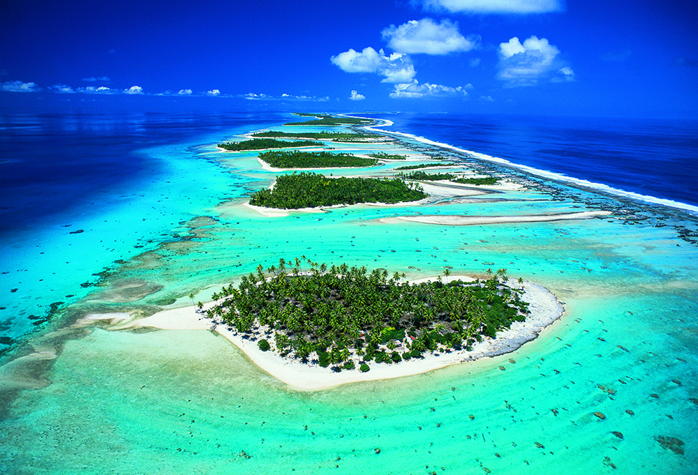 Aerial View of Tahiti | Photo Credit: Tourism Tahiti