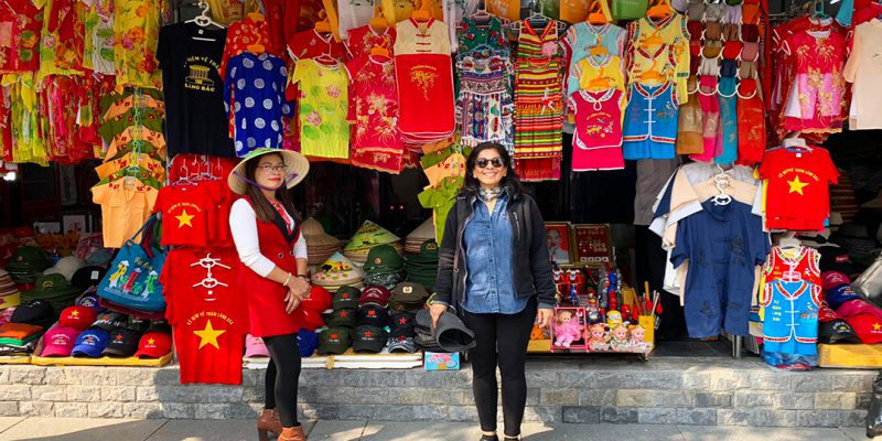 Colorful Hanoi   Photo Credit: Bela Banker